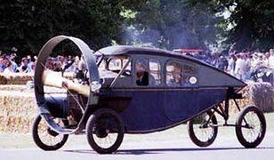 Tropfenwagen - samochód, czy samolot?