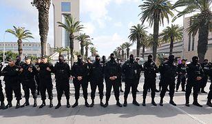 Tunezyjskie siły specjalne