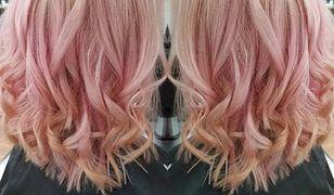 Różowy blond: najmodniejszy kolor sezonu!