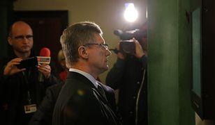 Były prezydent Olsztyna odpowie za gwałt i próbę gwałtu