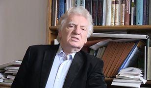 Prof. Turko: życzę Dudzie, by był skuteczniejszy niż Hindenburg, który miał zatrzymać Hitlera