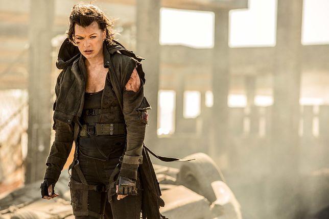"""Milla Jovovich, """"Resident Evil: Ostatni rozdział"""""""