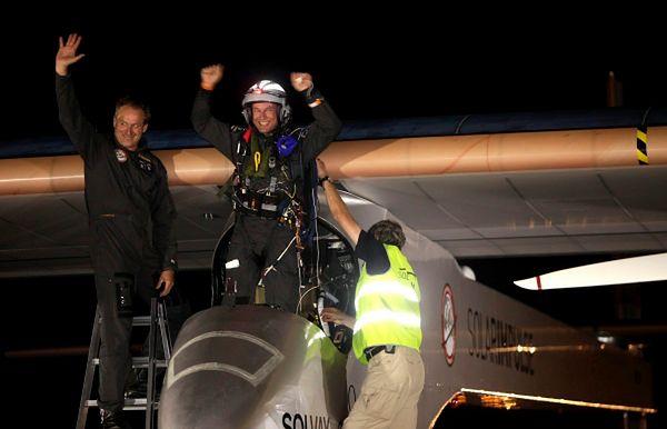 Maszyna w Rabacie wylądowała o 23.30 czasu lokalnego