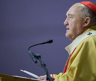 Kardynal Kazimierz Nycz