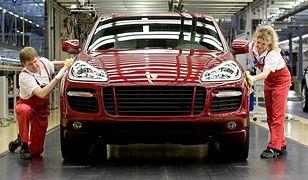 Byli szefowie Porsche oskarżeni o manipulowanie kursem akcji