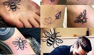 Tatuaże z pszczołami opanowały Instagram. To znak solidarności