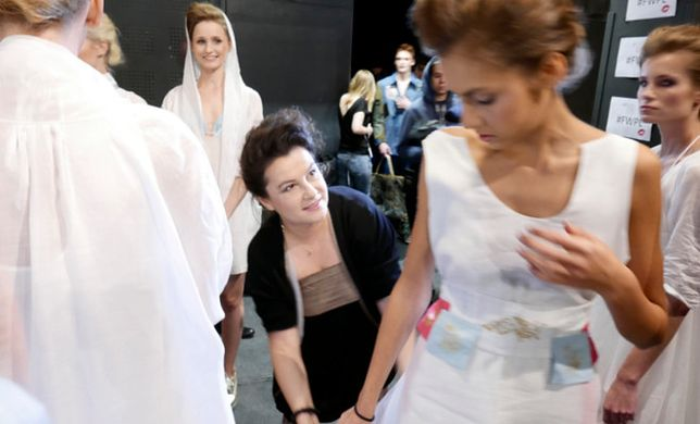 """""""Tworzyłam modę w czasach, kiedy ona w ogóle nie istniała"""" - wywiad z projektantką Violą Śpiechowicz"""