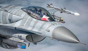 Nowe rakiety powietrze-powietrze dla polskich F-16