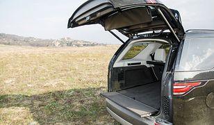 Nowy Land Rover Discovery V - zdjęcia z pierwszych jazd