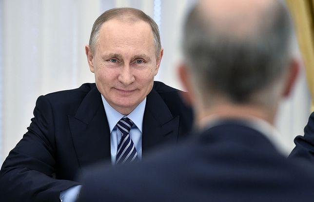 Odciski palców Putina