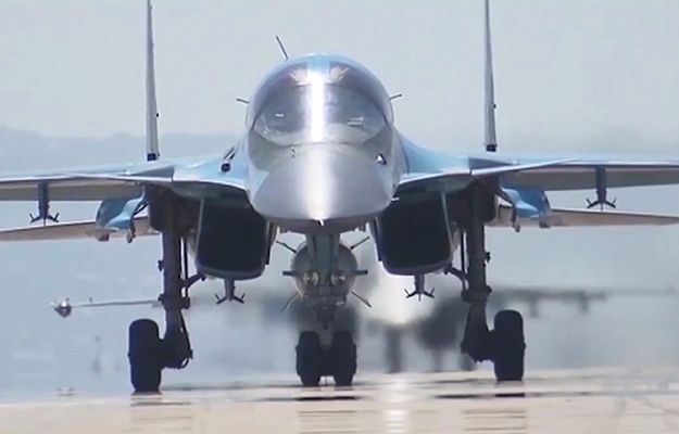 Rosja wycofuje siły lotnicze z Syrii