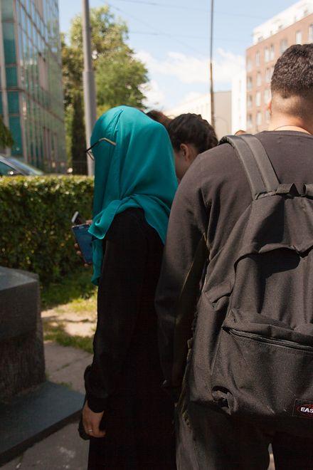 Licealiści z Berlina w Warszawie