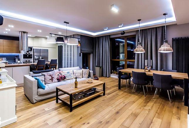 Wybieramy o wietlenie do salonu wp dom for Oswietlenie w salonie
