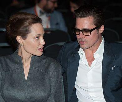 Brad Pitt i Angelina Jolie znów rozmawiają. To pierwszy krok do zgody?