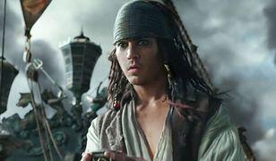 """Odmłodzony Jack Sparrow w """"Piratach z Karaibów 5"""". Obejrzyj nowy zwiastun"""