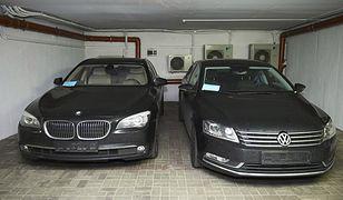 Dalsze problemy z autami Amber Gold. Nie chcą kolejnego BMW