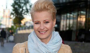 Małgorzata Kożuchowska urodzi w domu?