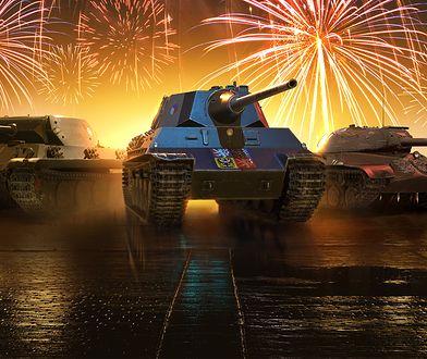 Trzecia rocznica World of Tanks na konsolach