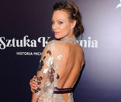 """Magdalena Boczarska na okładce """"Women's Health"""""""