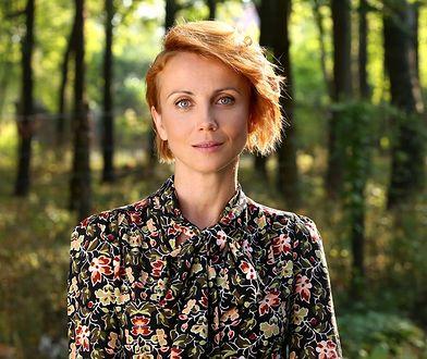 """Kasia Zielińska dba o formę w ciąży. """"Piątkowy taniec z rybami"""""""