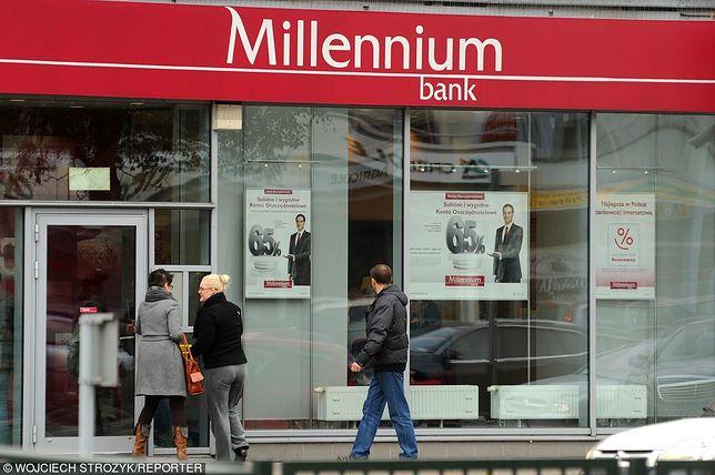 Niedługo w banku Millenium robot doradzi ci w co zainwestować