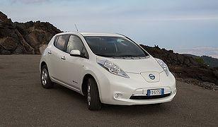Nowy wariant Nissana Leaf