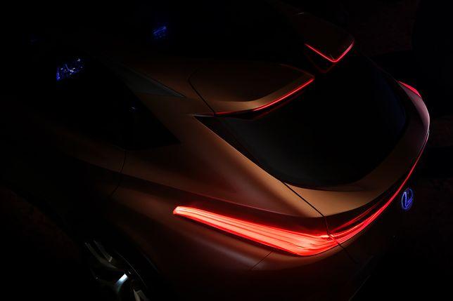 Nowy flagowy SUV Lexusa ma mieć sportowy charakter.