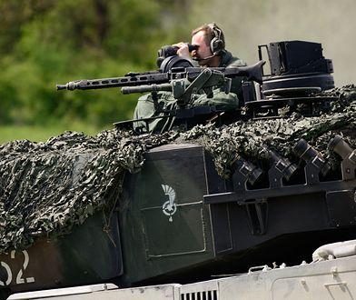"""Rozpoczęły się zawody czołgów """"Strong Europe Tank Challenge"""". Biorą w nich udział czołgiści z Polski"""
