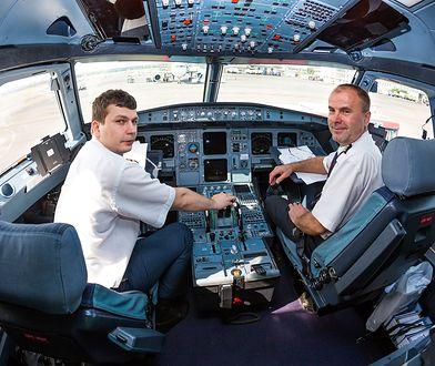 Piloci – coraz częściej zaskarbiają serca pasażerów