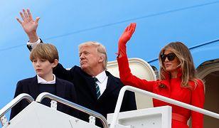 Prawie 100 tys. Amerykanów do Melanii Trump: przeprowadź się do Waszyngtonu albo płać