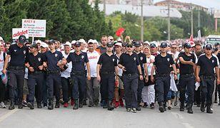 Turcja: udaremniono zamach terrorystyczny na marsz opozycji