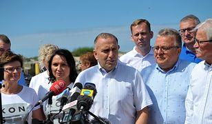 """Inauguracja projektu PO """"Wakacje z Europą"""" w Kołobrzegu"""