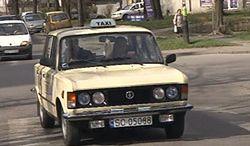 Fiat 125p, czyli taksówka rodem z PRL-u