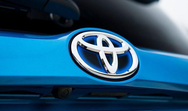 Toyota pracuje nad latającym samochodem?