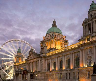 Luksusowe statki coraz częściej wybierają Belfast