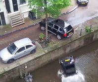 #dziejesiewmoto [373]: holenderski pościg, pech pirata i zbyt cwany rowerzysta
