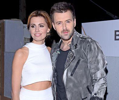 Agnieszka i Grzegorz Hyży świętują drugą rocznicę ślubu! Prezenterka przekazała radosną nowinę?