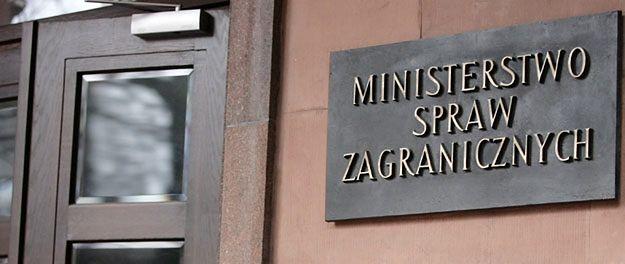 Co Polacy sądzą o naszej dyplomacji?