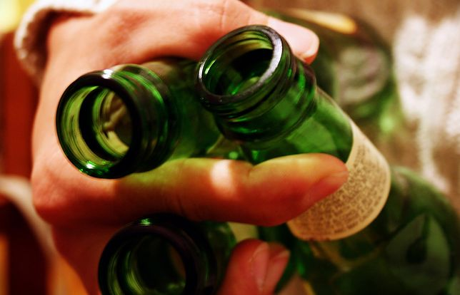Oddając butelkę otrzymuje się z powrotem kaucję w wysokości od 5 do 30 eurocentów