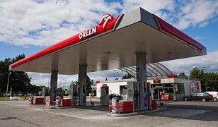 stacja benzynowa,stacja paliw,orlen