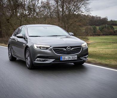 Nowy Opel Insignia Grand Sport / fot. Mateusz Żuchowski