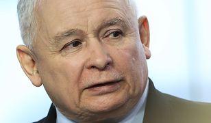 Reżyser podsumował wizytę Kaczyńskiego w Londynie. W jednym zdaniu