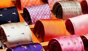 Jak przechowywać krawaty?