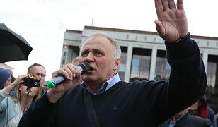 Trzy tygodnie temu Statkiewicz spędził pięć dni w areszcie