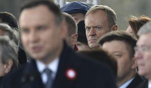 Donald Tusk po raz pierwszy przyjął zaproszenie na uroczystości 11 listopada