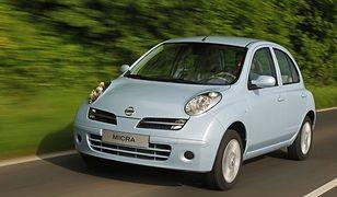 841 000 Nissanów do warsztatów