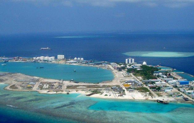 Malediwy - toksyczna wyspa śmieci