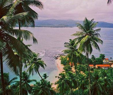 Wyspy Świętego Tomasza i Książęca należą do najrzadziej odwiedzanych krajów na ziemi