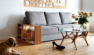 Meble do salonu. Sofa nie tylko do siedzenia