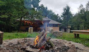 RestoBar Ogień w Pogorzanach